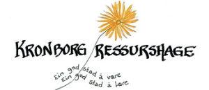 kronborg ressurshage logo