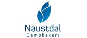 Naustdal Dampbakeri logo