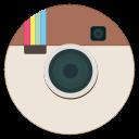 twitter knapp - link til instagram bilder med #førdeopp